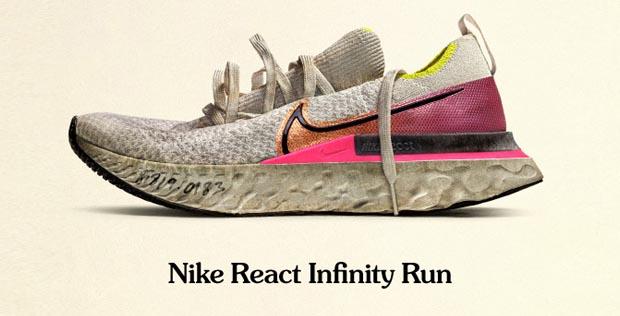 Nike React Infinity Run