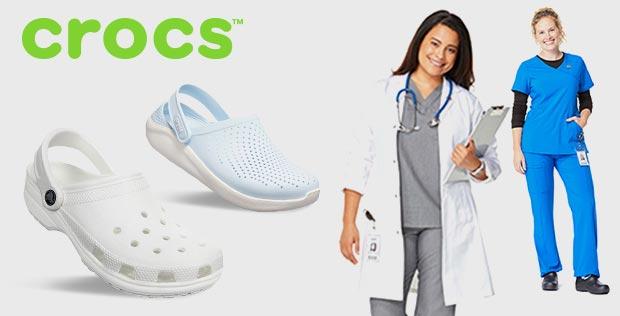 crocs for doctors surgeons