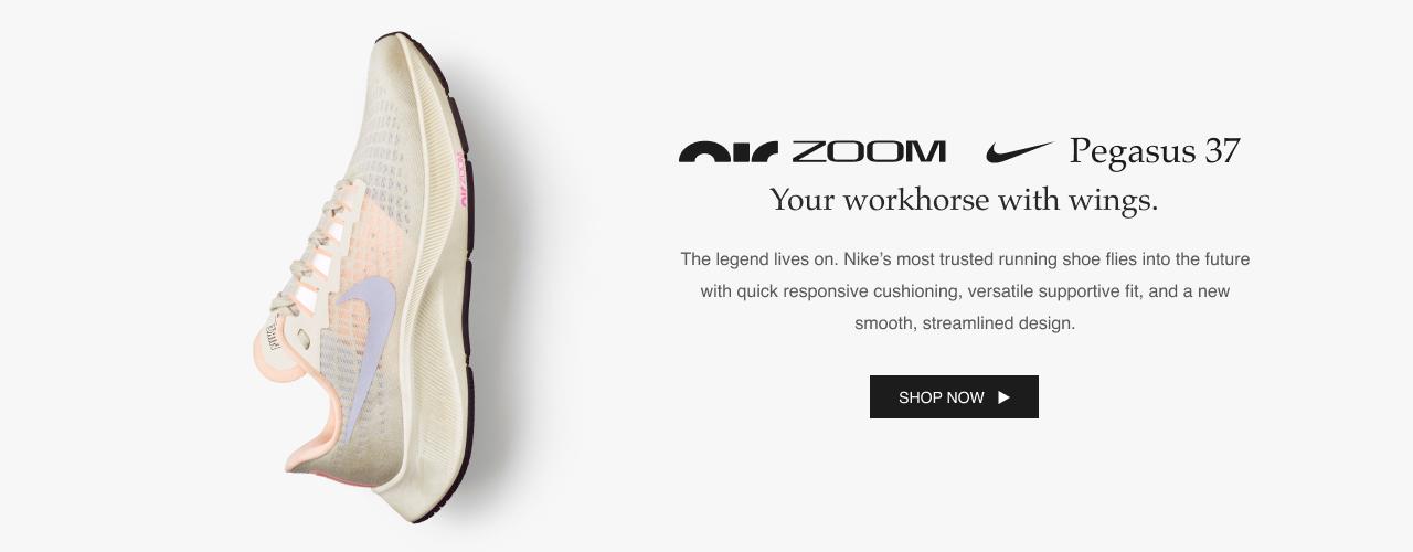 Nike Running Shoe Finder